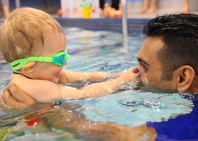 Making Waves Swim School Website