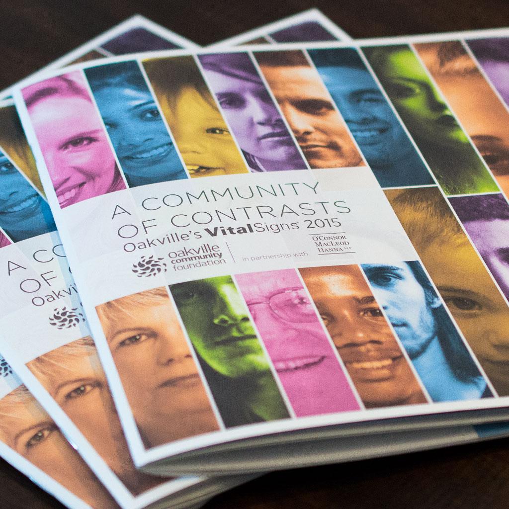 Oakville Community Foundation 2015 Vital Signs Report