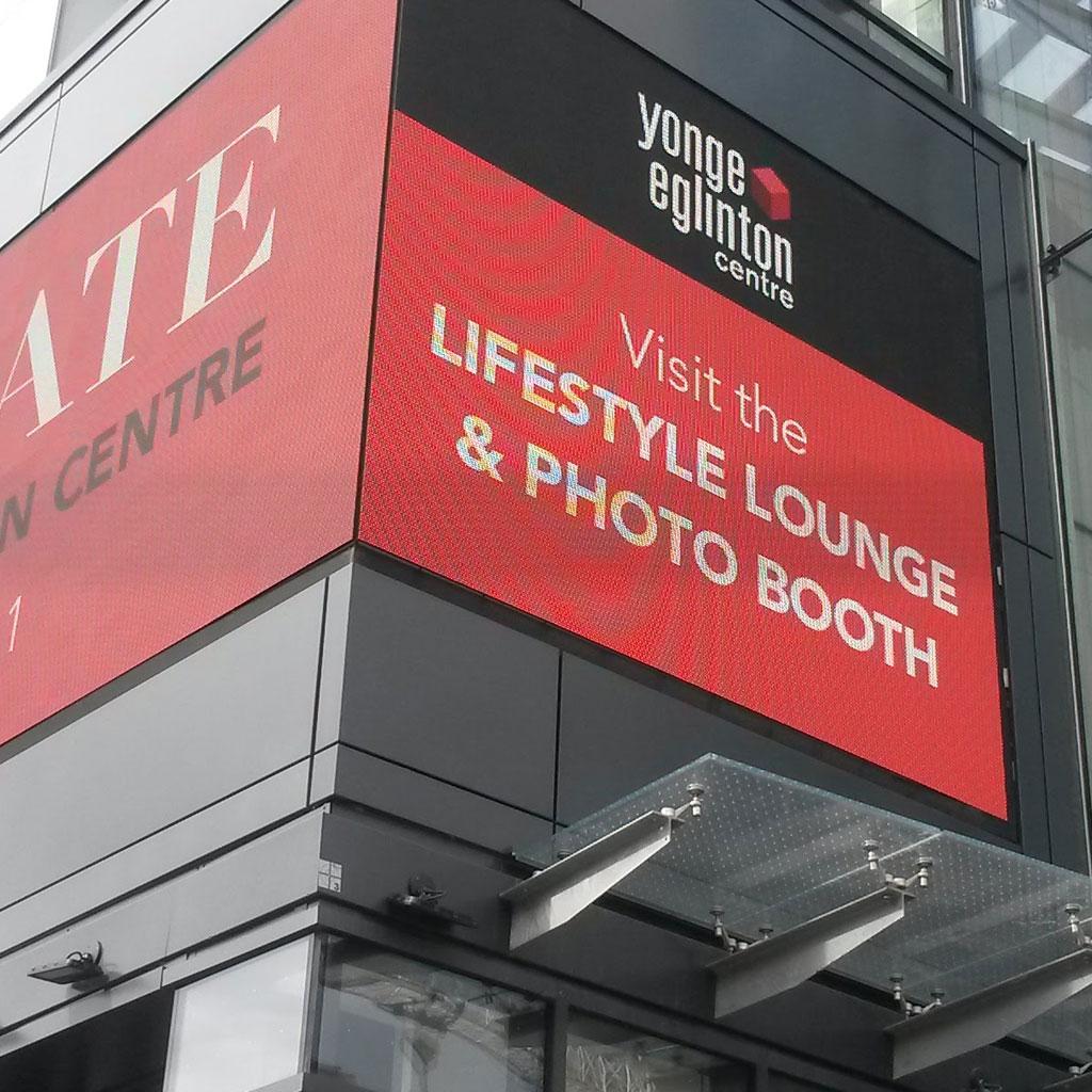Yonge Eglinton Centre Grand Re-Opening Celebration!